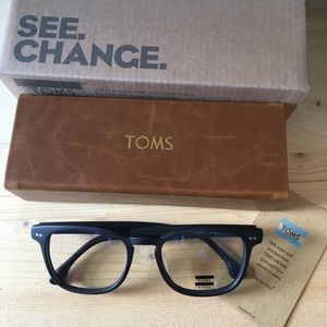 51170bbb7c9 NWOT TOMS NOAH optical frames